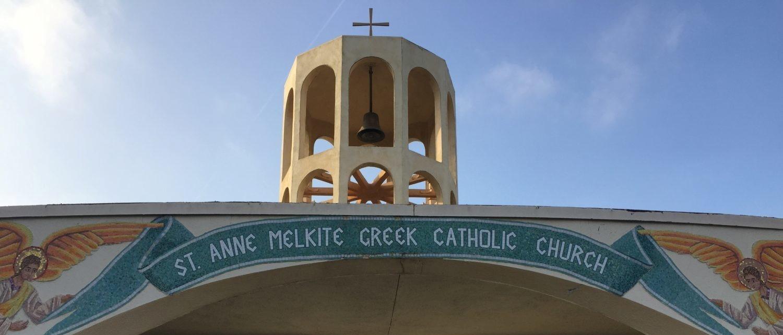 Serving the Melkite community in Los Angeles